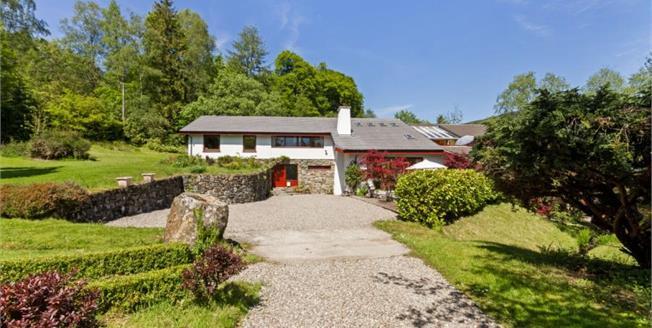 Offers Over £425,000, 5 Bedroom Detached House For Sale in Callander, FK18