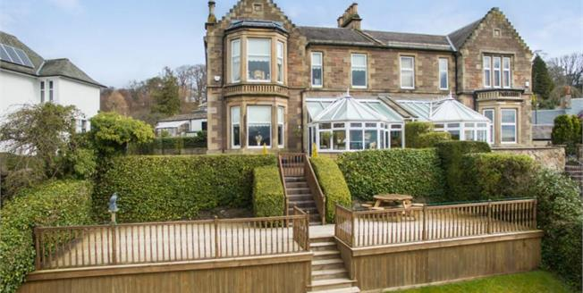 Offers Over £500,000, 5 Bedroom Semi Detached House For Sale in Stirling, FK9