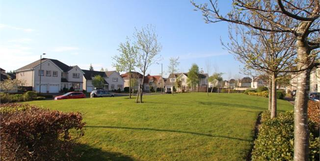 Fixed Price £445,000, 4 Bedroom Detached House For Sale in Dunblane, FK15
