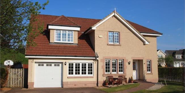 Offers Over £420,000, 4 Bedroom Detached House For Sale in Dunblane, FK15