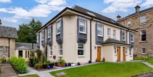 Offers Over £265,000, 3 Bedroom Upper Floor Flat For Sale in Stirlingshire, FK8