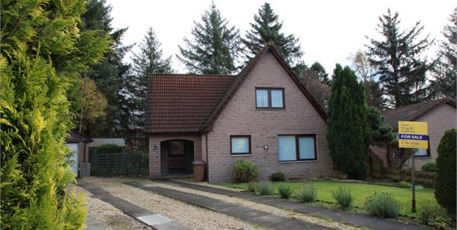 Offers Over £235,000, 4 Bedroom Detached House For Sale in Dollar, FK14