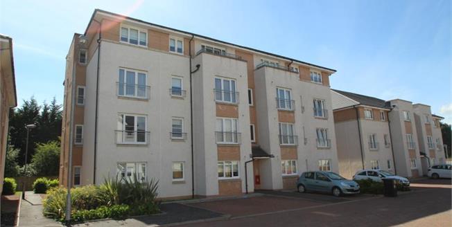 Offers Over £148,000, 2 Bedroom Upper Floor Flat For Sale in Stirling, FK9