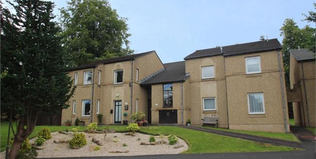 Offers Over £80,000, 2 Bedroom Upper Floor Flat For Sale in Stirling, FK8