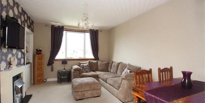 Offers Over £69,995, 2 Bedroom Upper Floor Flat For Sale in Alloa, FK10
