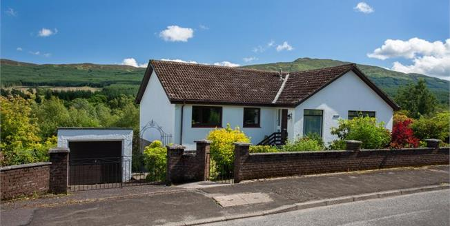 Offers Over £200,000, 3 Bedroom Detached Bungalow For Sale in Killin, FK21