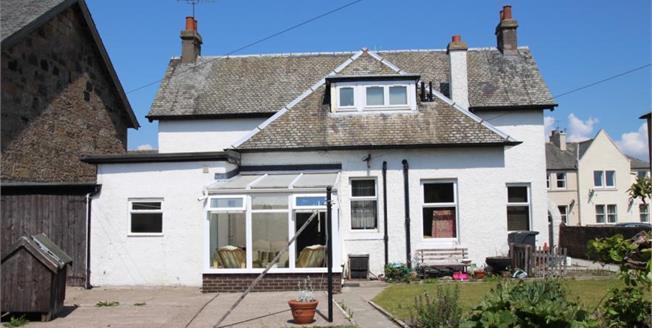Offers Over £189,000, 4 Bedroom Link Detached House For Sale in Stirling, FK7