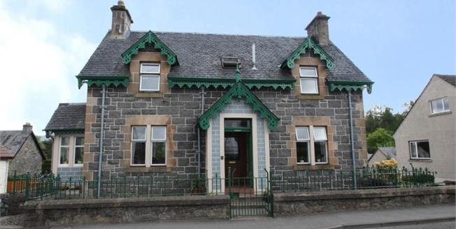 Offers Over £265,000, 4 Bedroom Detached House For Sale in Killin, FK21