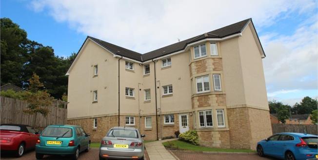 Offers Over £98,000, 1 Bedroom Upper Floor Flat For Sale in Stirling, FK7
