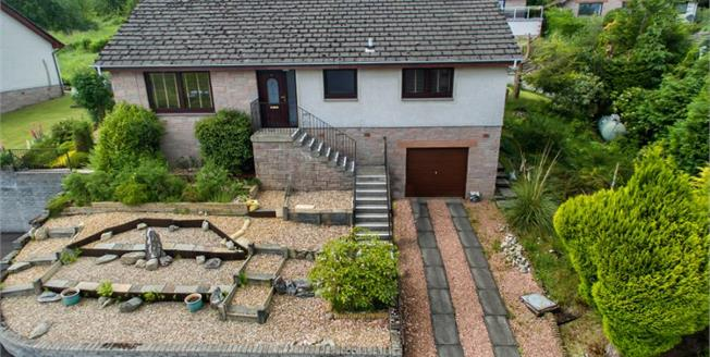 Offers Over £220,000, 3 Bedroom Detached Bungalow For Sale in Lochearnhead, FK19