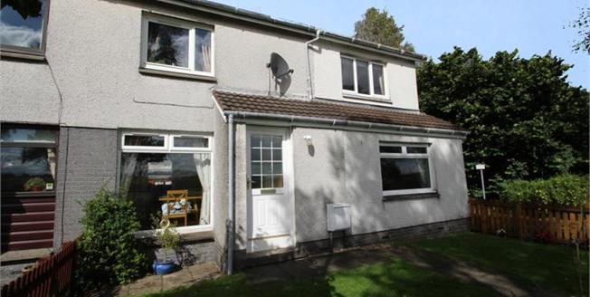 Offers Over £155,000, 4 Bedroom Semi Detached House For Sale in Alva, FK12