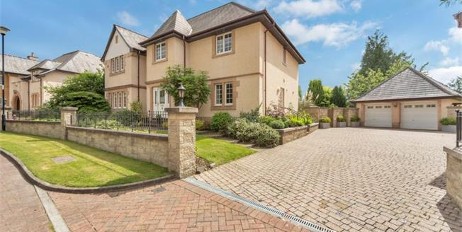Offers Over £650,000, 5 Bedroom Detached House For Sale in Bridge of Allan, FK9