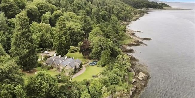 Offers Over £750,000, 5 Bedroom Detached House For Sale in North Kessock, IV1