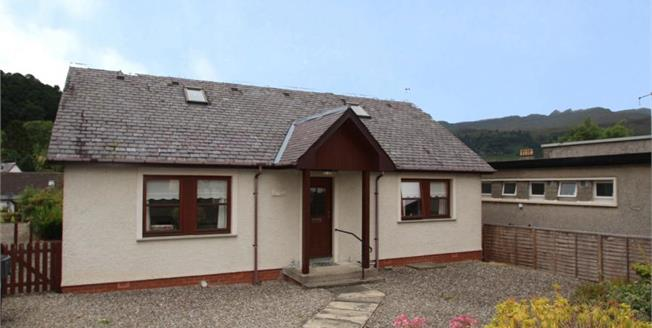 Offers Over £138,000, 2 Bedroom Bungalow For Sale in Killin, FK21