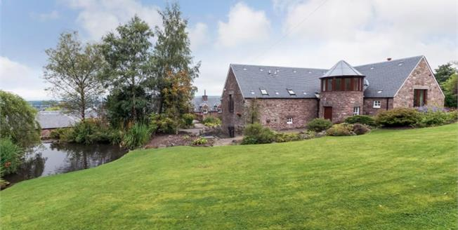 Offers Over £515,000, 4 Bedroom Detached House For Sale in Dunblane, FK15