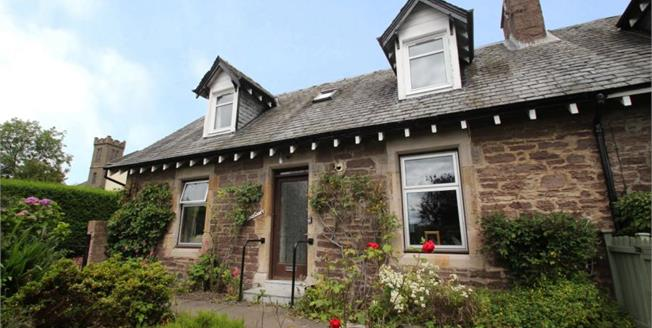 Offers Over £120,000, 3 Bedroom Semi Detached Cottage For Sale in Crieff, PH7