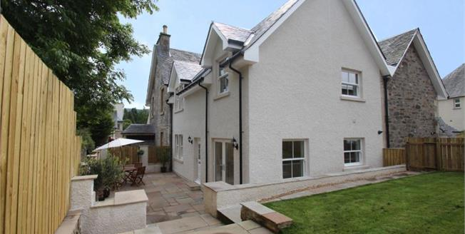 Offers Over £165,000, 3 Bedroom Semi Detached House For Sale in Killin, FK21