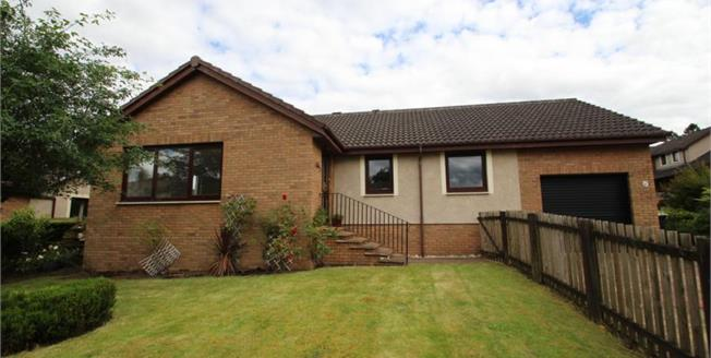 Offers Over £225,000, 3 Bedroom Detached Bungalow For Sale in Auchterarder, PH3