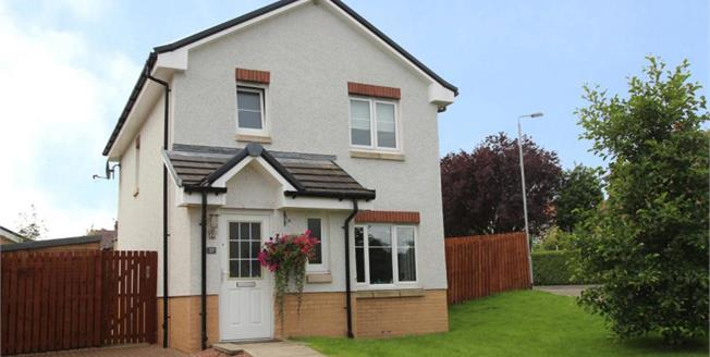 Offers Over £162,000, 3 Bedroom Detached House For Sale in Stirling, FK7