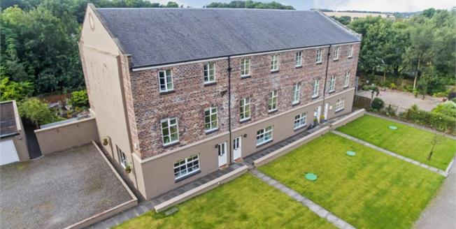 Offers Over £275,000, 4 Bedroom Terraced House For Sale in Fishcross, FK10