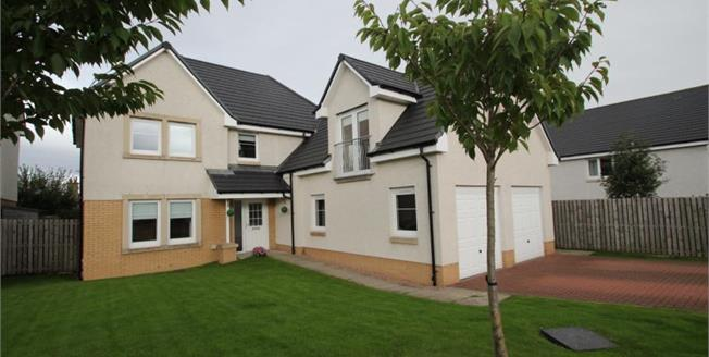 Offers Over £360,000, 4 Bedroom Detached House For Sale in Stirling, FK8