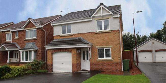 Offers Over £152,500, 3 Bedroom Detached House For Sale in Tullibody, FK10
