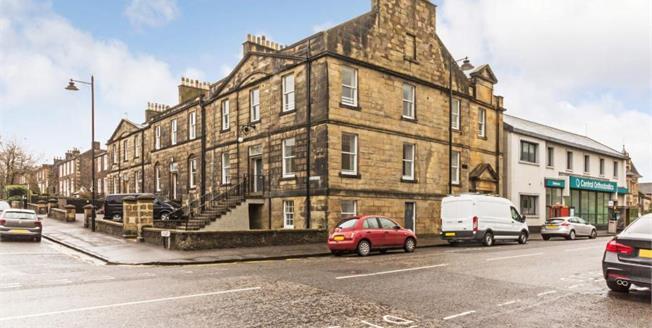 Offers Over £250,000, 3 Bedroom Upper Floor Flat For Sale in Dumbarton Road, FK8