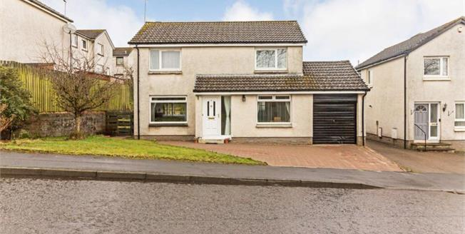Offers Over £275,000, 4 Bedroom Detached House For Sale in Dunblane, FK15