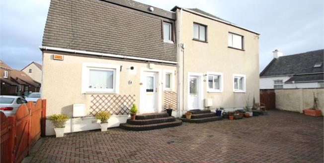 Offers Over £120,000, 2 Bedroom Mews House For Sale in Troon, KA10