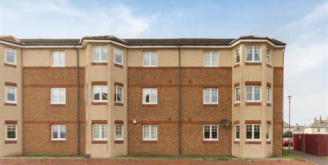Offers Over £115,000, 2 Bedroom Upper Floor Flat For Sale in Troon, KA10