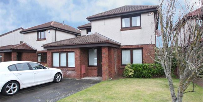 Offers Over £210,000, 4 Bedroom Detached House For Sale in Troon, KA10