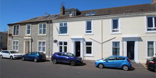 Offers Over £165,000, 2 Bedroom Ground Floor Flat For Sale in Troon, KA10