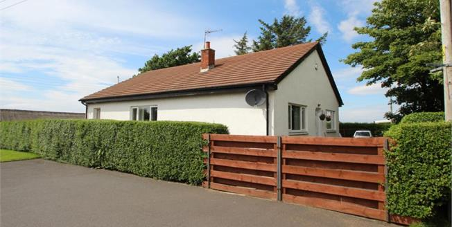 Offers Over £200,000, 3 Bedroom Detached Bungalow For Sale in North Ayrshire, KA11