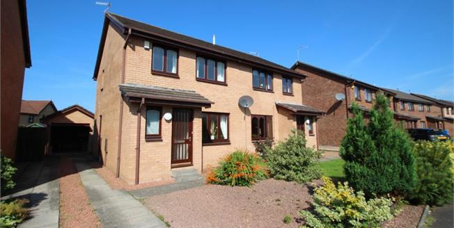 Offers Over £125,000, 3 Bedroom Semi Detached House For Sale in Troon, KA10