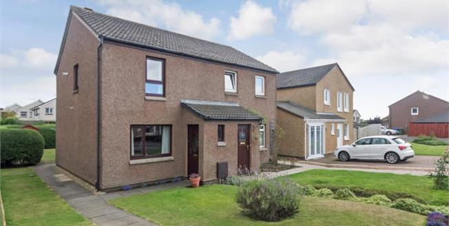 Offers Over £103,000, 2 Bedroom Semi Detached House For Sale in Troon, KA10