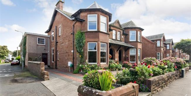 Offers Over £315,000, 4 Bedroom Semi Detached House For Sale in Troon, KA10