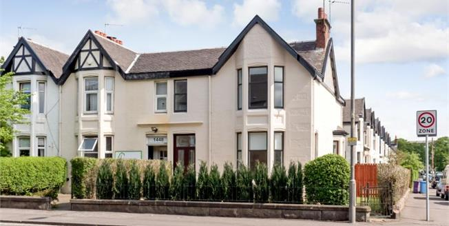 Offers Over £269,000, 4 Bedroom End of Terrace For Sale in Glasgow, G14