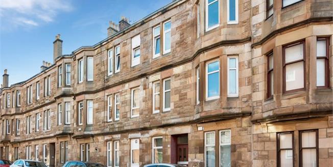 Fixed Price £75,000, 1 Bedroom Upper Floor Flat For Sale in Glasgow, G13