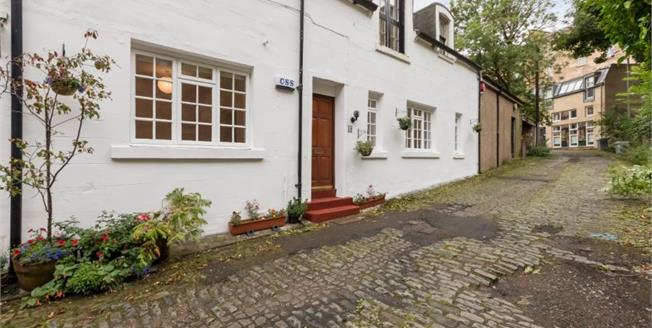 Offers Over £269,000, 2 Bedroom Mews Flat For Sale in Glasgow, G3