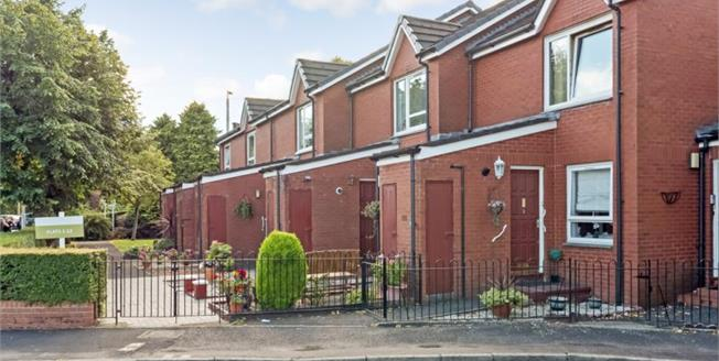 Fixed Price £80,000, 1 Bedroom Flat For Sale in Glasgow, G14