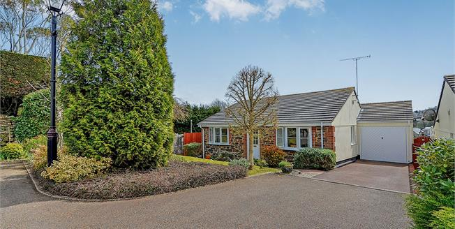 Asking Price £245,000, 3 Bedroom Detached Bungalow For Sale in Bodmin, PL31