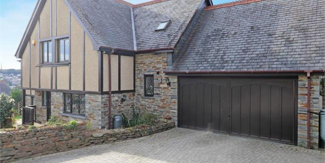 £375,000, 4 Bedroom Detached House For Sale in Bodmin, PL31