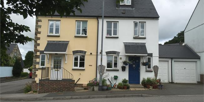Asking Price £174,950, 3 Bedroom Semi Detached House For Sale in Bodmin, PL31
