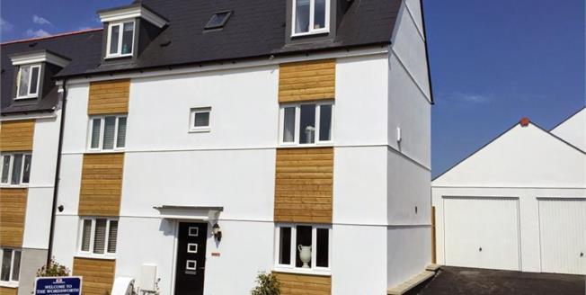 Asking Price £285,000, 4 Bedroom Detached House For Sale in Bodmin, PL31