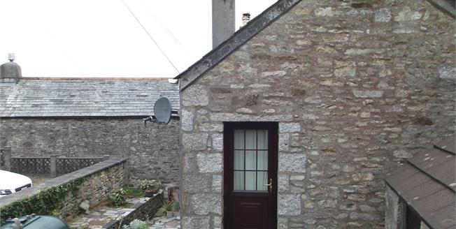Asking Price £112,500, 1 Bedroom Maisonette For Sale in St. Breward, PL30