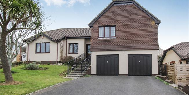 Asking Price £280,000, 4 Bedroom Detached House For Sale in Bodmin, PL31