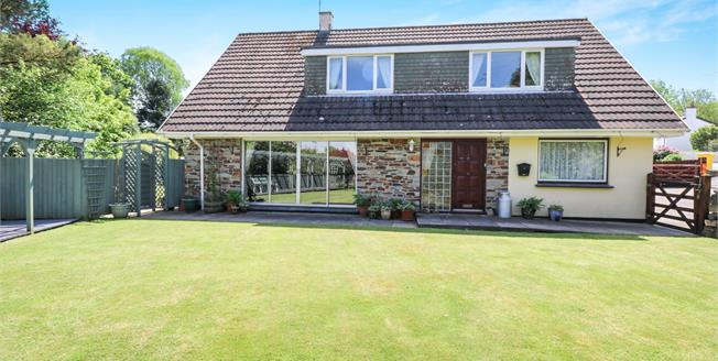 Asking Price £389,950, 6 Bedroom Detached House For Sale in Lanivet, PL30