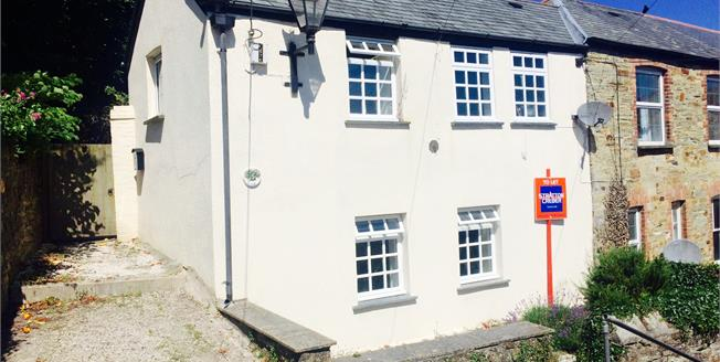 Asking Price £130,000, 2 Bedroom End of Terrace Cottage For Sale in Bodmin, PL31