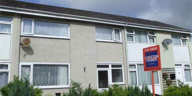 Asking Price £130,000, 3 Bedroom Terraced House For Sale in Bodmin, PL31