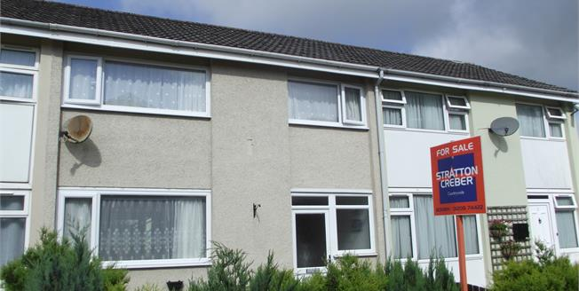 Asking Price £125,000, 3 Bedroom Terraced House For Sale in Bodmin, PL31